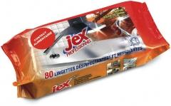 Lingettes désinfectantes Jex professionnel  50-766
