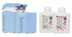 Green&Clean M2  Les 2 flacons de 500 ml, 166 utilisations 50-066