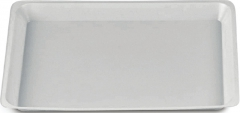 Plateaux jetables sans compartiment Lisses  51-501