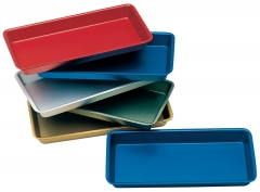 Mini-plateaux aluminium  51-561
