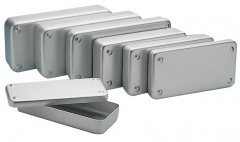 Boîte de rangement cassettes Dimensions 21 x 10 x 3 cm 51-620