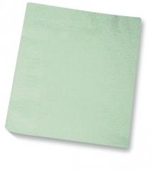 Serviettes teintes pastels  50-483