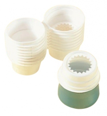 Pots à déchets à usage unique et support  50-551