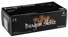 Gants Noirs Dragon Skinz  50-333