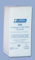 Compresses non-tissées non stériles  54-012