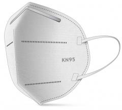 MASQUES PROTECTION KN95 Conforme FFP2 BLANCS  13-079