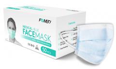 Masques à élastiques bleus TYPE II  13-3040